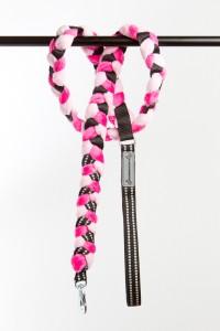 pehmohihna, 150cm, pinkki