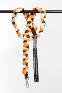 pehmohihna, 140cm, oranssi