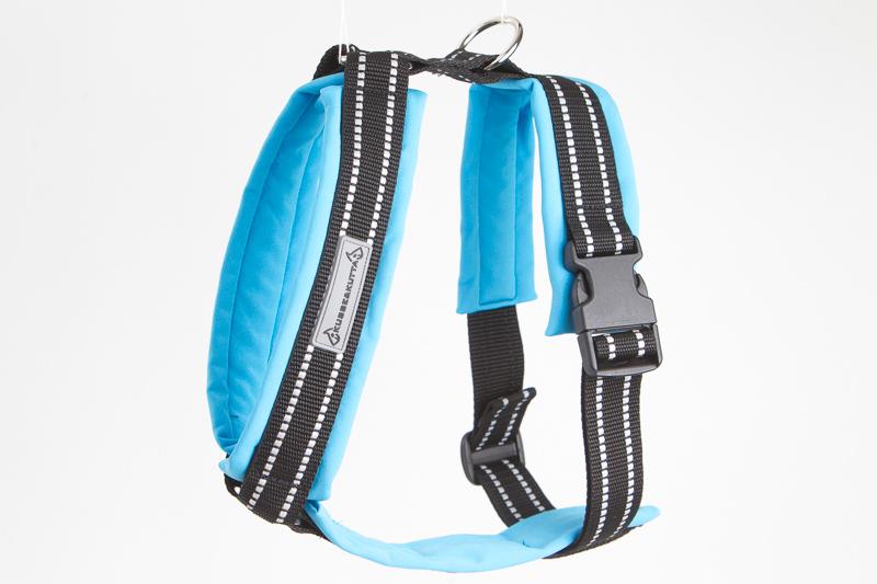 soft shell -valjaat, 5cm leveä, sininen